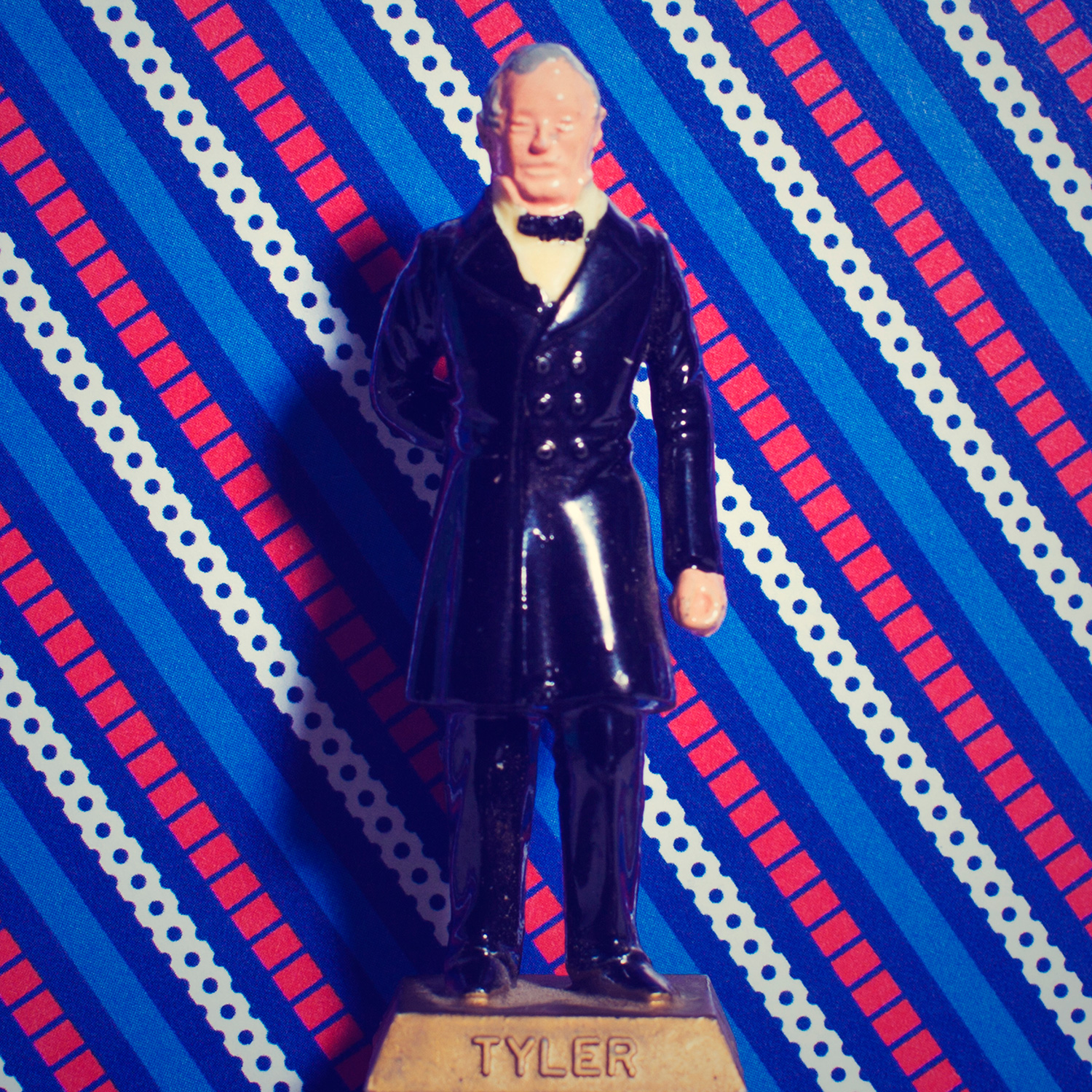 John Tyler: Ghosts and the vice presidency