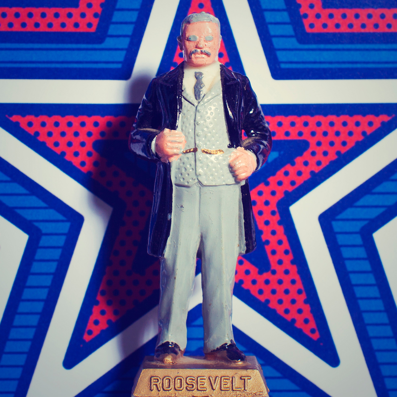 Theodore Roosevelt: Exuberance