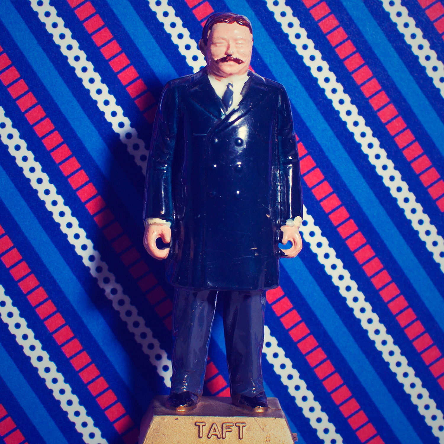 William Howard Taft: This chief, not that chief
