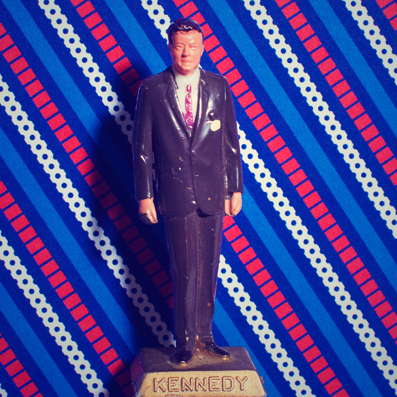 John F. Kennedy: We are all mortal