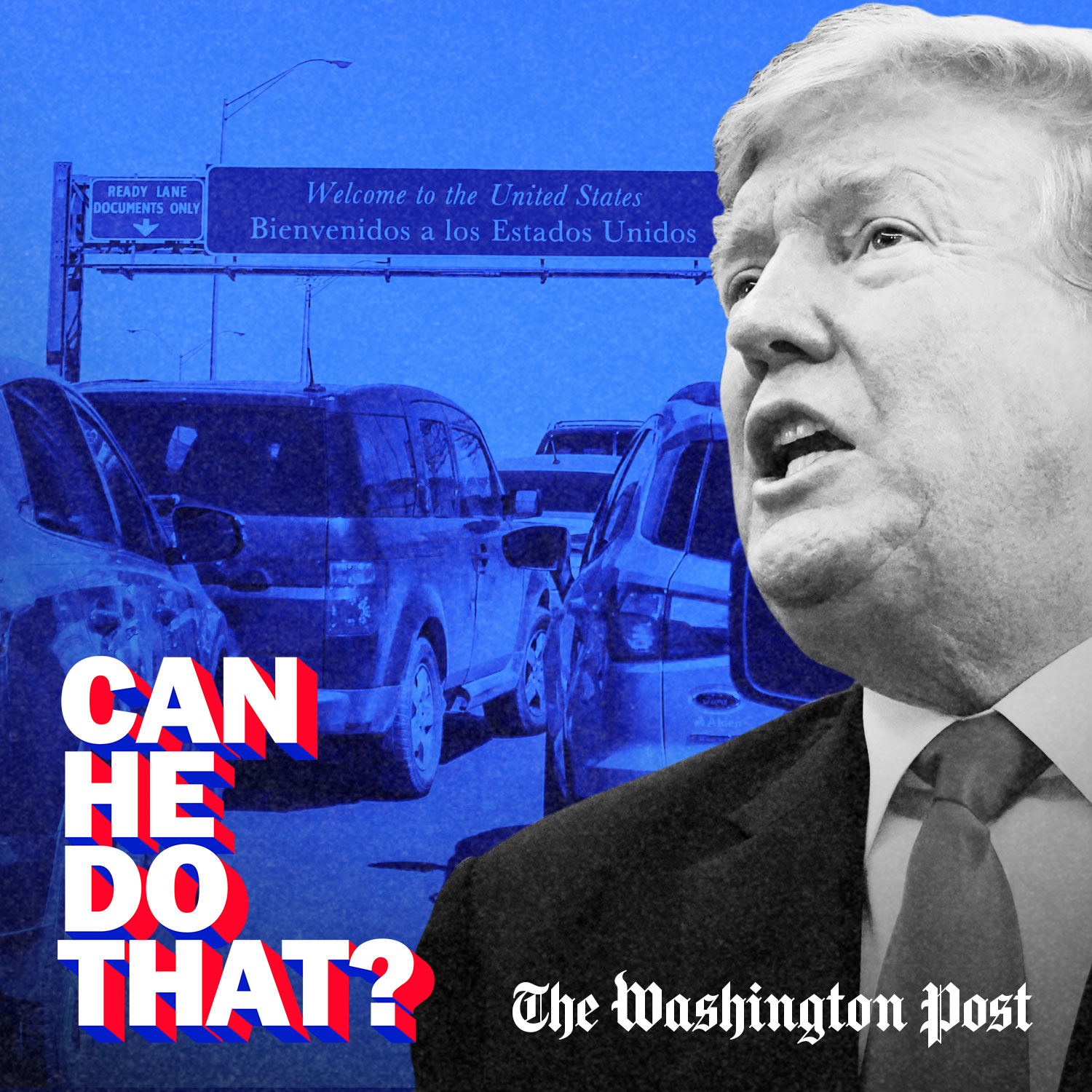Trump's decision to definitely, maybe close the border now -- or a year from now