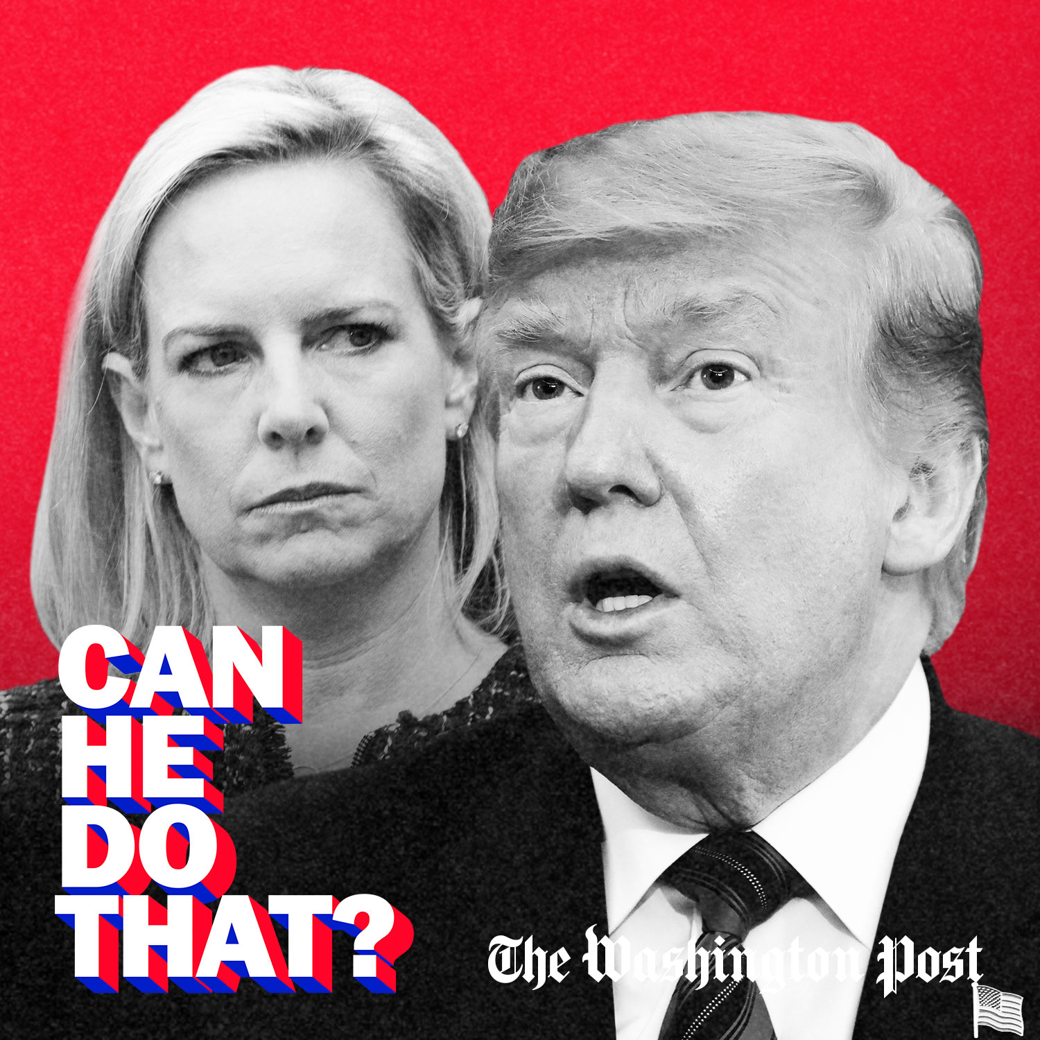 Trump dismantled leadership at DHS. Can he fill key vacancies however he wants to?