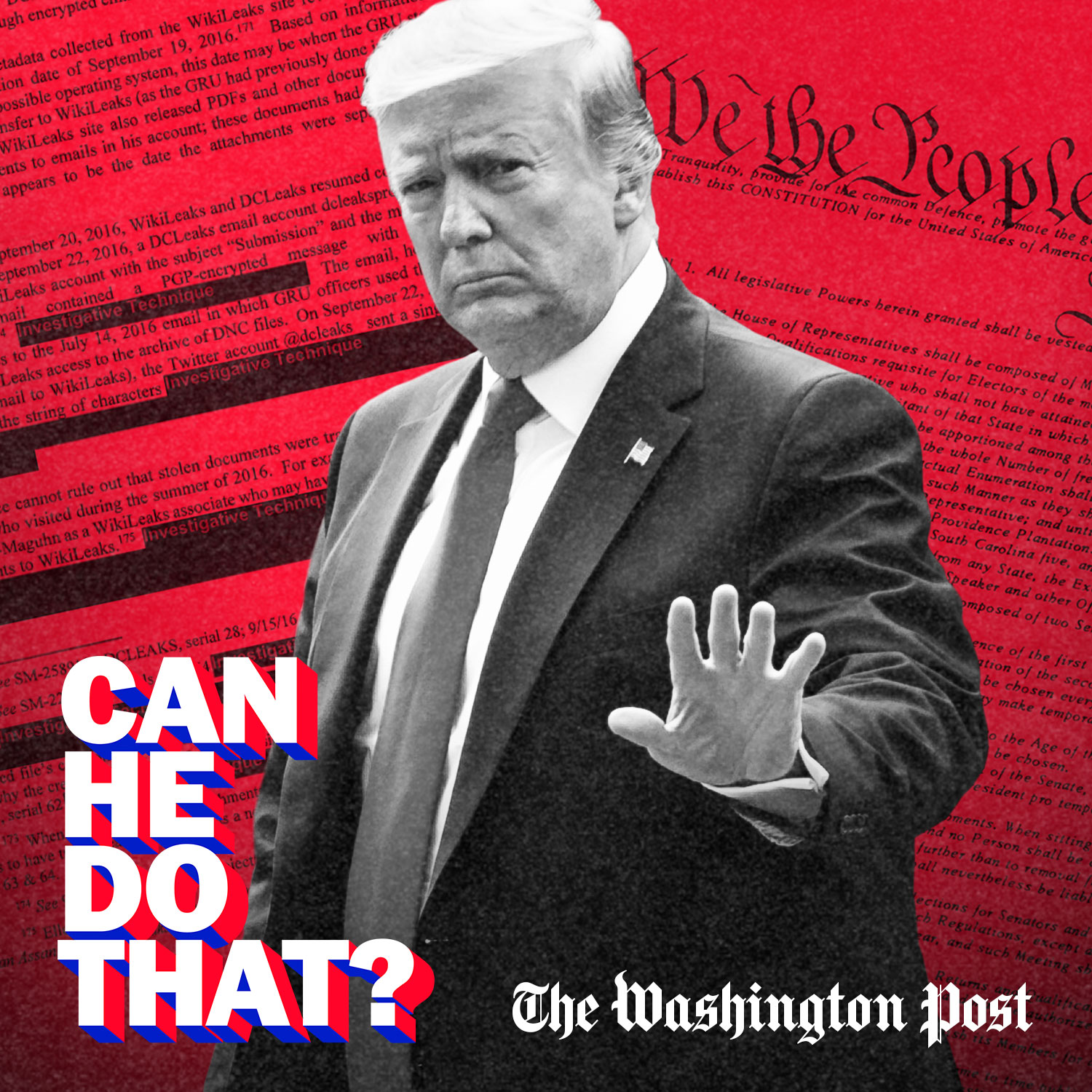 What happens when a president asserts executive privilege?