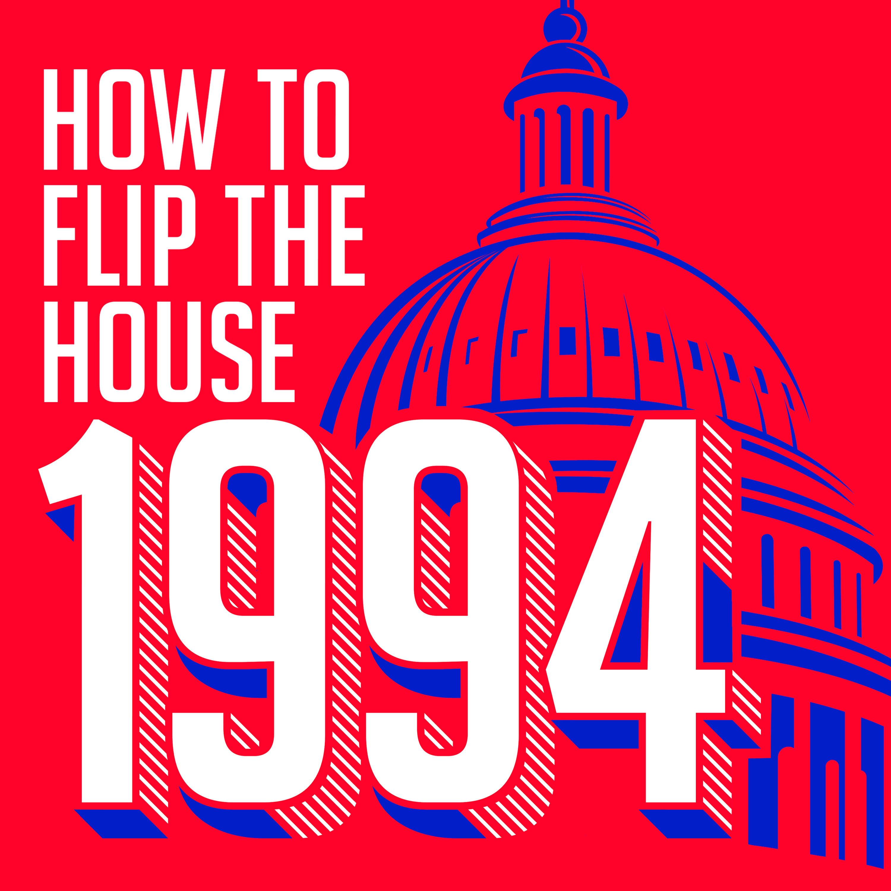 The 1994 Republican revolution