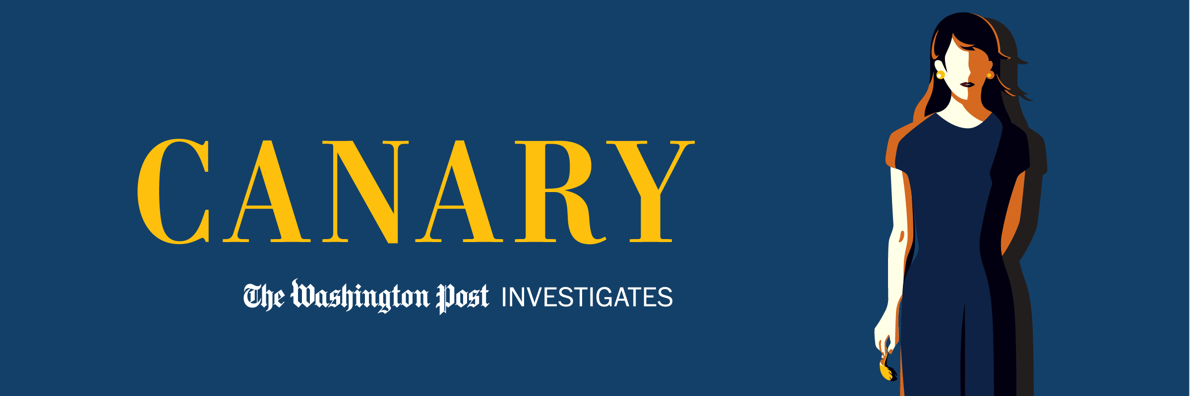 Canary: The Washington Post Investigates Series Cover Image