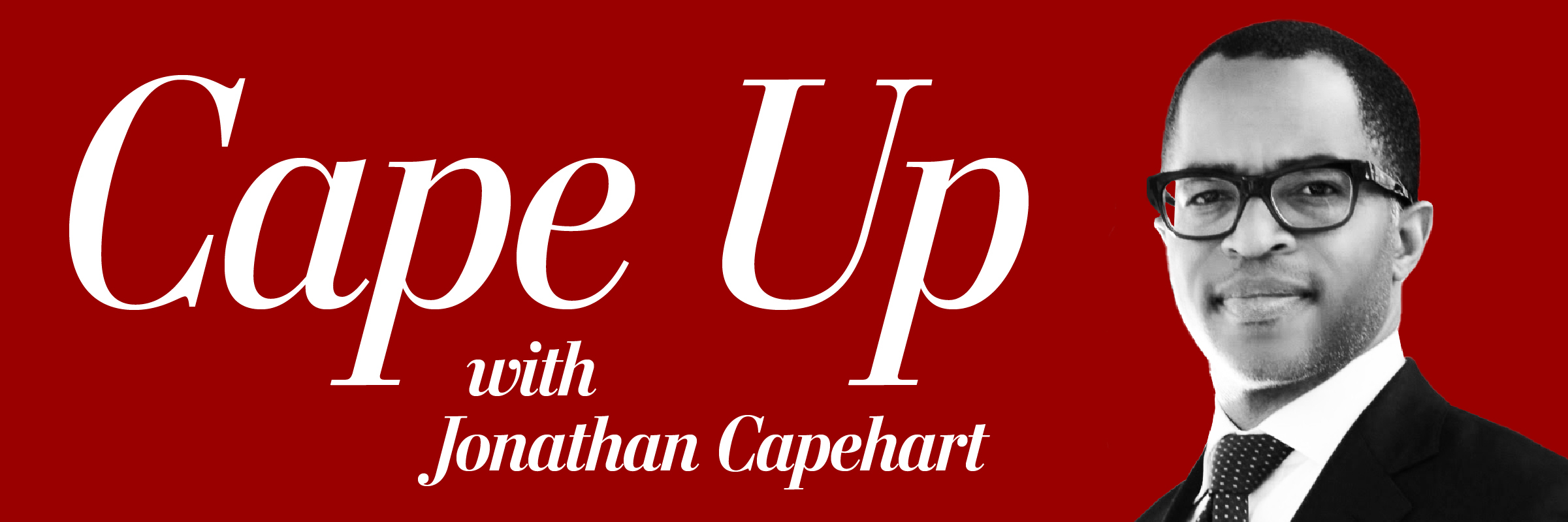 Cape Up with Jonathan Capehart Series Cover Image