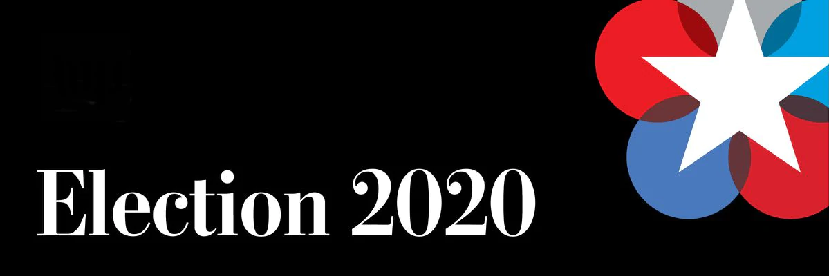 Election 2020: Updates from The Washington Post Series Cover Image